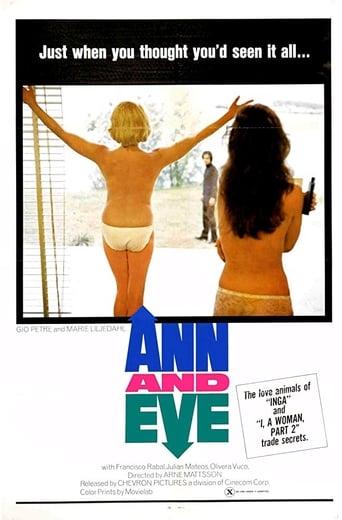 Poster of Ann och Eve - de erotiska