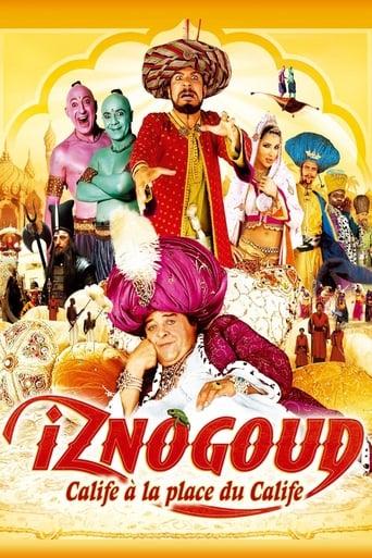 Poster of Iznogoud
