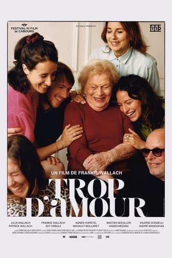 Poster of Starring Grandma