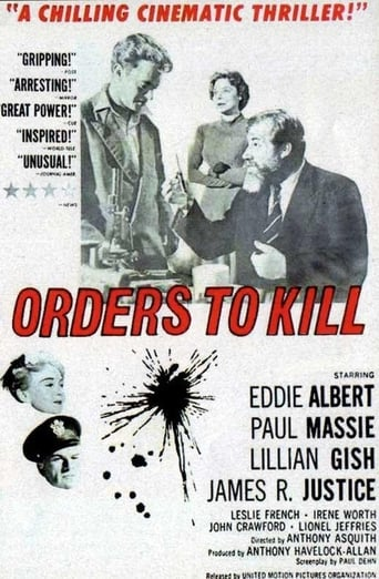 Poster of Orders to Kill