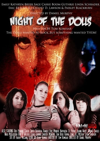 Poster of Night of the Dolls