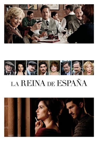 Poster of La Reina de España