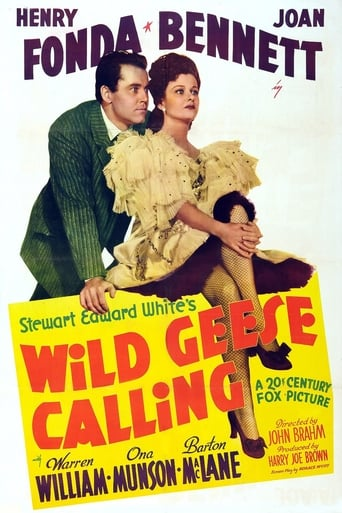 Poster of Wild Geese Calling