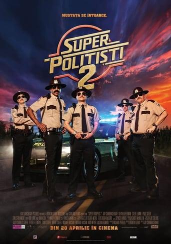Poster of Super polițiști 2