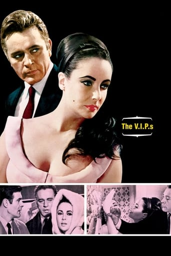 Poster of The V.I.P.s