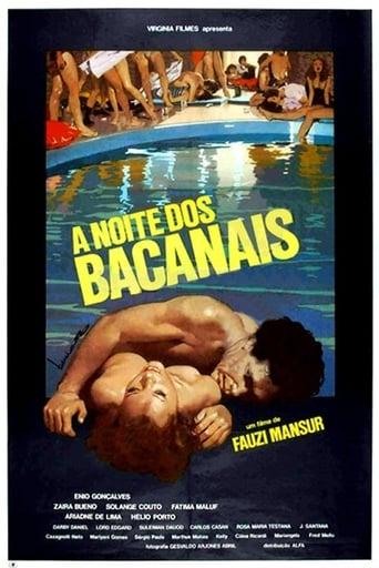Poster of A Noite dos Bacanais