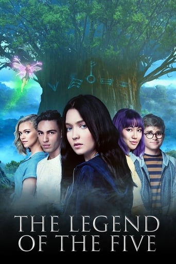 Poster of The Legend of The Five