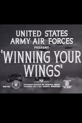 Poster of Winning Your Wings