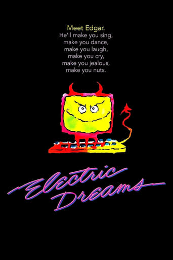 Poster of Electric Dreams