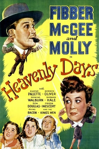 Poster of Heavenly Days