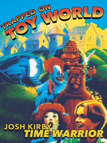 Poster of Josh Kirby... Time Warrior: Trapped on Toyworld