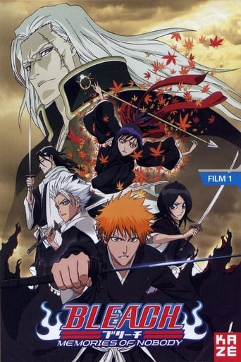 Poster of Bleach: Memories of Nobody