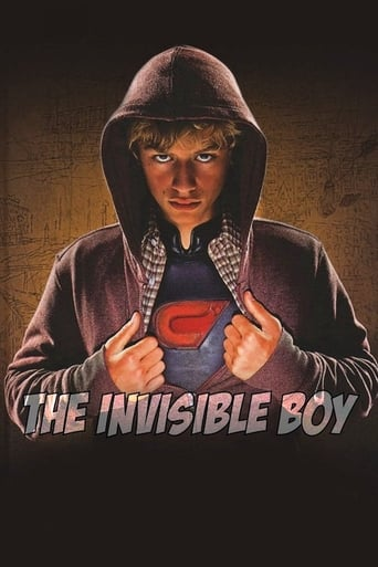 Poster of The Invisible Boy