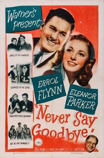 Poster of Never Say Goodbye