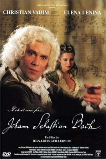 Poster of J.S. Bach: The Music, The Life, The Legend