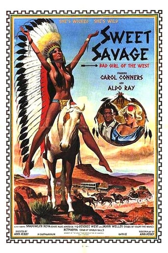 Poster of Sweet Savage