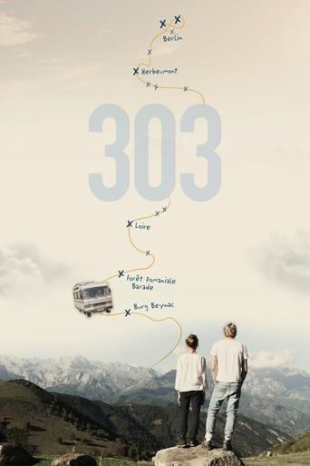 Filmplakat von 303