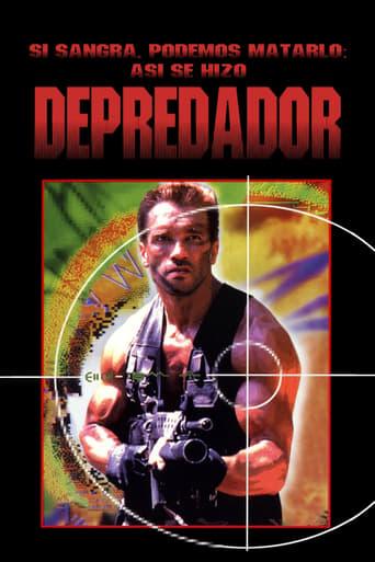 Poster of Si sangra, podemos matarlo: Así se hizo 'Depredador'