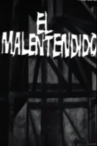 Poster of El malentendido