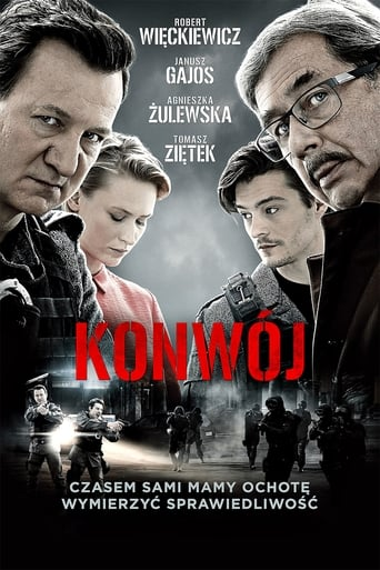 Poster of Konwój