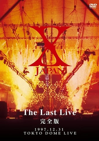 Poster of X JAPAN - The Last Live