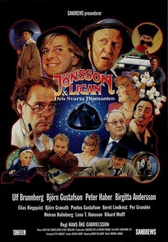 Poster of Jönssonligan & den svarta diamanten
