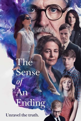 Poster of The Sense of an Ending