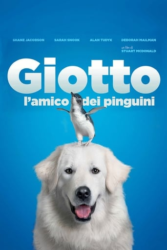 Poster of Giotto, l'amico dei pinguini