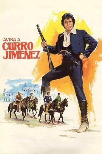 Poster of Avisa a Curro Jiménez