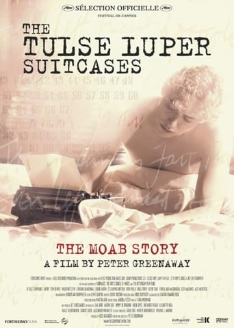 Poster of The Tulse Luper Suitcases, Part 1: The Moab Story