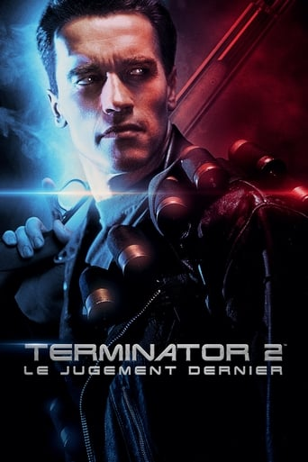 Poster of Terminator 2 : Le Jugement dernier