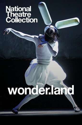 Poster of National Theatre Collection: wonder.land