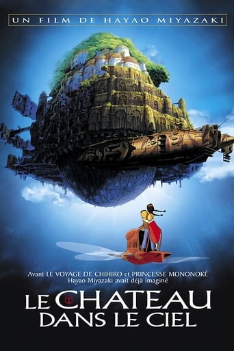 Poster of Le Château dans le ciel