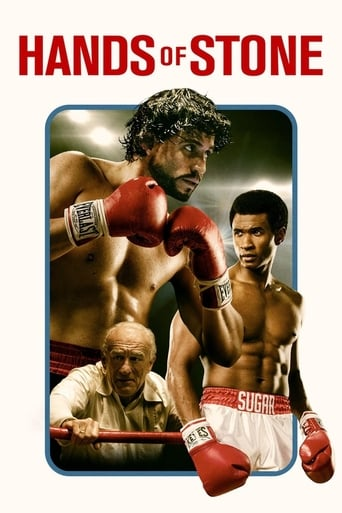 Poster of Hands of Stone