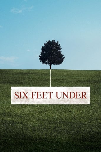 Poster of Six Feet Under