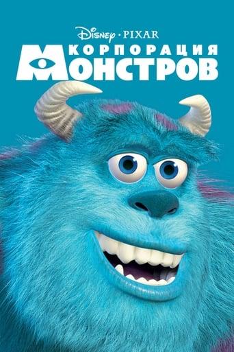 Poster of Корпорация монстров