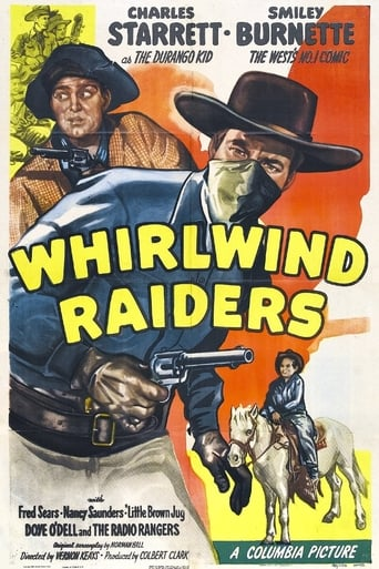 Poster of Whirlwind Raiders
