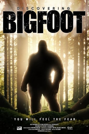 Filmplakat von Discovering Bigfoot