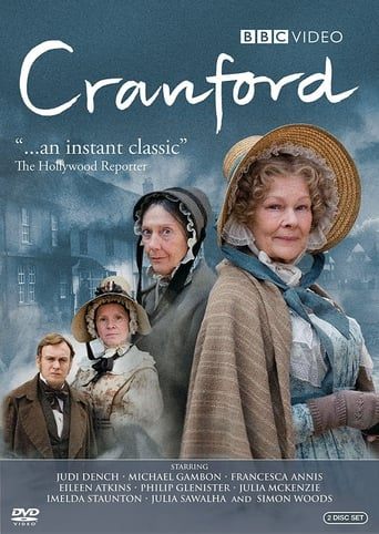 How old was Judi Dench in Cranford