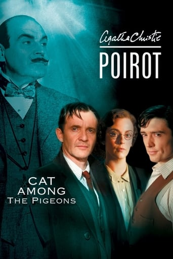 Poster of Cat Among the Pigeons