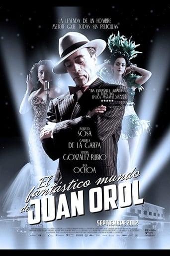 Poster of The Fantastic World of Juan Orol