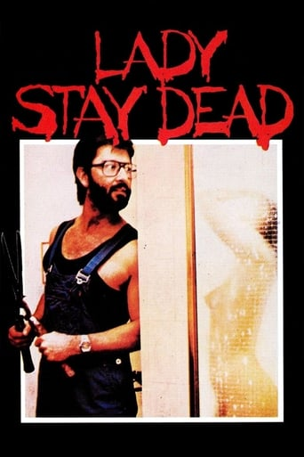 Poster of Lady Stay Dead