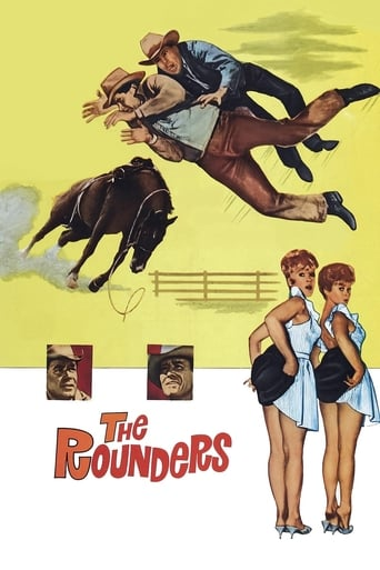 Poster of The Rounders