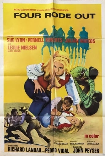 Poster of Four Rode Out