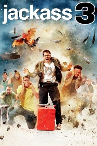 Poster of Jackass 3D