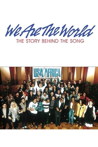 Poster of We Are the World: The Story Behind the Song