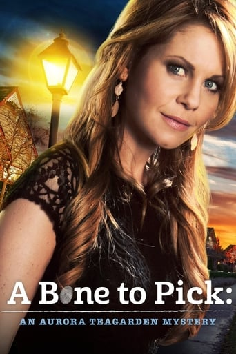 Poster of A Bone to Pick: An Aurora Teagarden Mystery