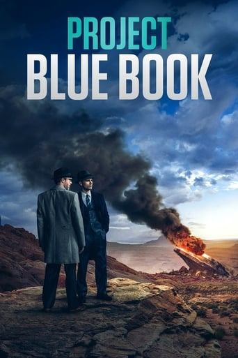 Poster of Project Blue Book
