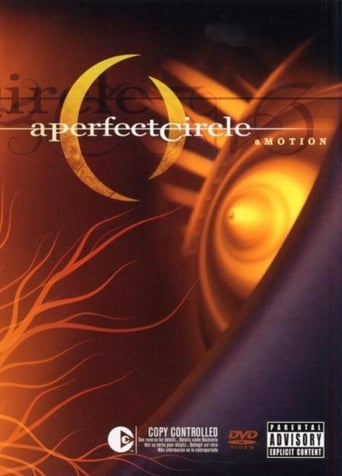 Poster of A Perfect Circle: aMOTION