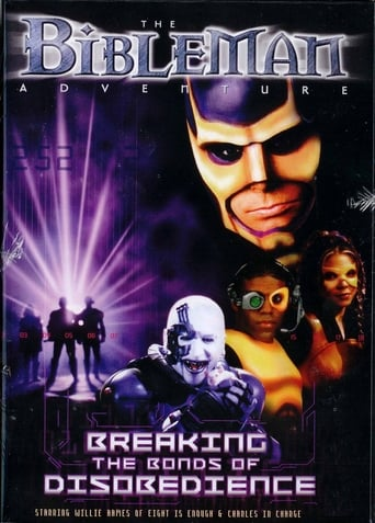 Poster of Bibleman: Breaking The Bonds of Disobedience
